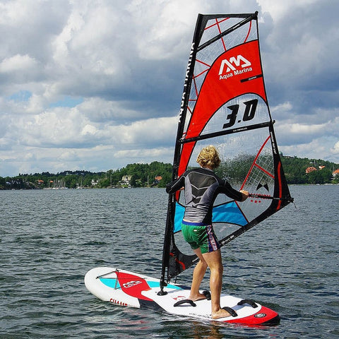 aqua marina champion windsurf sup