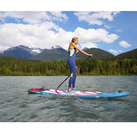 aqua marina echo stand up paddle