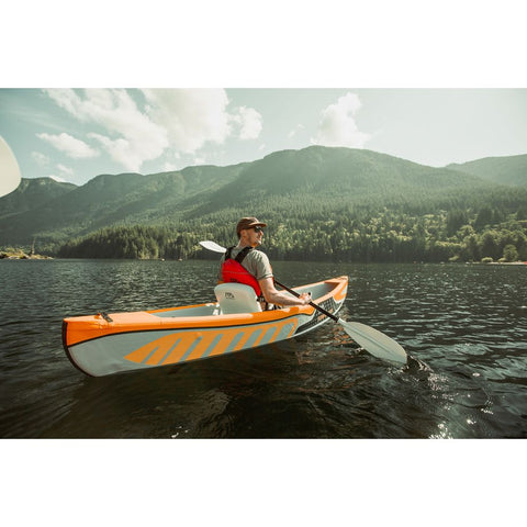 aqua marina tomahawk one kayak gonflable