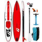 Aquadesign BI-DROP 12.6 Stand Up Paddle Gonflable-Stand Up Paddle Gonflable-AQUADESIGN
