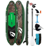 Aquadesign S.U.K FOREST 10.6 Kayak Peche Stand Up Paddle Gonflable-Stand Up Paddle Gonflable-AQUADESIGN