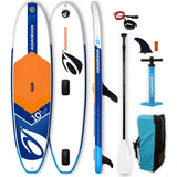 Aquadesign IBRID 10.8 Stand Up Paddle Gonflable-Stand Up Paddle Gonflable-AQUADESIGN