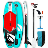 Aquadesign Surf OWER 8.0 Stand Up Paddle Gonflable Wave-Stand Up Paddle Gonflable-AQUADESIGN