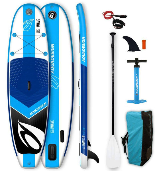Aquadesign WAVE 10.0 Stand Up Paddle Gonflable-Stand Up Paddle Gonflable-AQUADESIGN