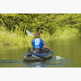 Kayak Aquaglide Blackfoot Two HB - Pêche-Kayak Gonflable-AQUAGLIDE