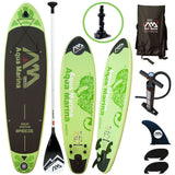 Aqua Marina BREEZE 9.9 Support Caméra - Stand Up Paddle Gonflable-Stand Up Paddle Gonflable-AQUA_MARINA
