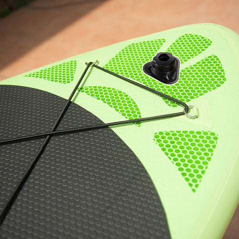 aqua marina breeze stand up paddle sup support camera d'action