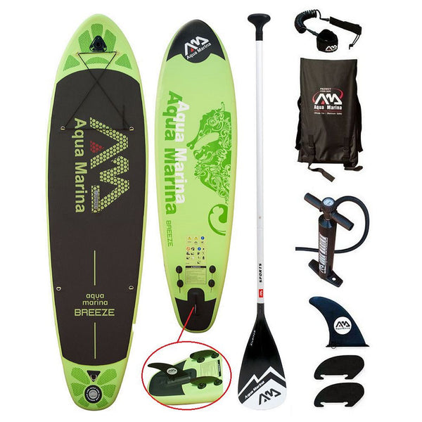 Aqua Marina BREEZE 9.9 Stand Up Paddle Gonflable-Stand Up Paddle Gonflable-AQUA_MARINA