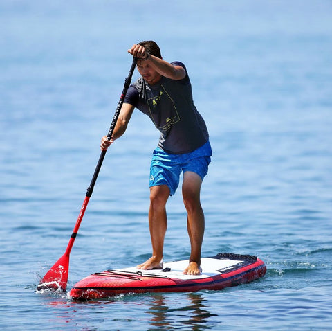 aqua marina race 12.6 stand up paddle