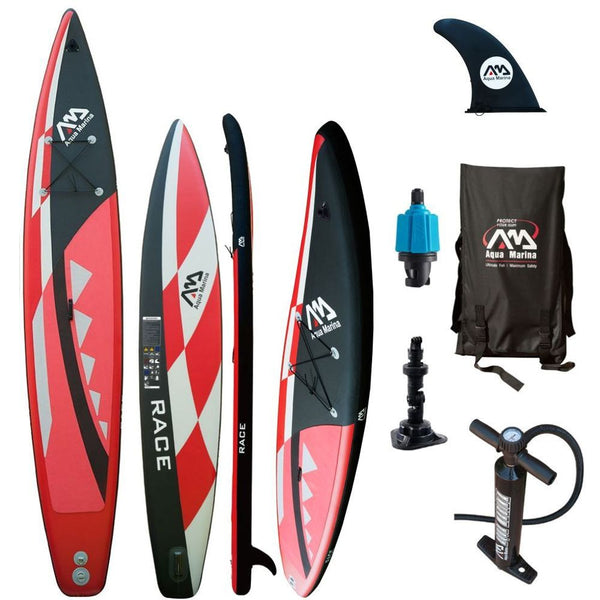 Aqua Marina RACE 14.0 Stand Up Paddle Gonflable-Stand Up Paddle Gonflable-AQUA_MARINA