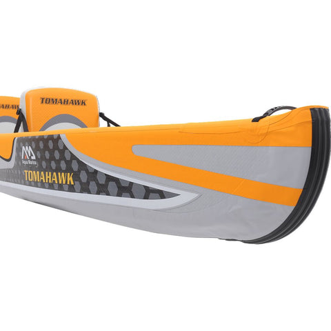 aqua marina tomahawk two kayak gonflable