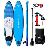 Paddle Aqua Marina TRITON 11.2 Sup Gonflable - 2019-Stand Up Paddle Gonflable-All SUP Boards | All Stand-Up Paddle Boards