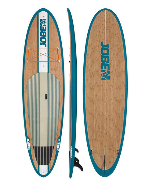 Stand Up Paddle JOBE Bamboo SUP 10.6 (2016)-Stand Up Paddle Rigide-JOBE
