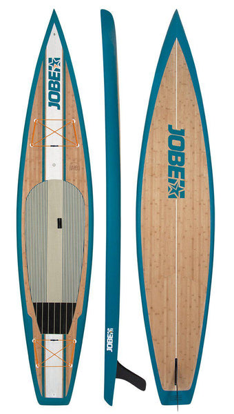 Stand Up Paddle JOBE Bamboo SUP 12.6 (2016)-Stand Up Paddle Rigide-JOBE