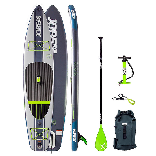 Jobe Duna 11.6 Aero Pack Stand Up Paddle Gonflable 2018 avec Pagaie-Stand Up Paddle Gonflable-JOBE