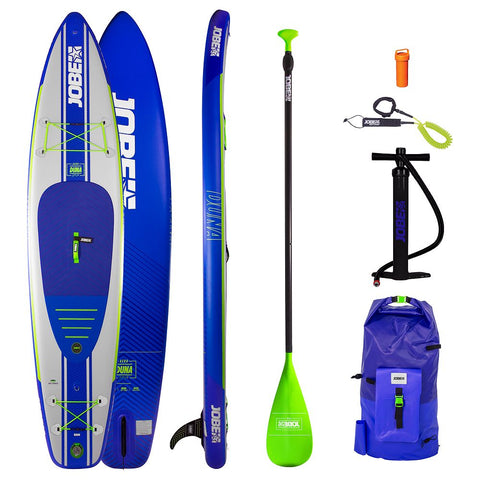 Paddle Jobe Duna 11.6 Blue Stand Up Paddle Gonflable - 2019