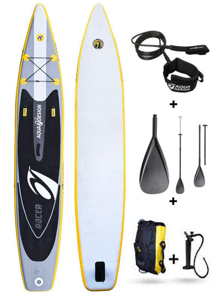 Aquadesign RACER 14.0 Stand Up Paddle Gonflable-Stand Up Paddle Gonflable-AQUADESIGN