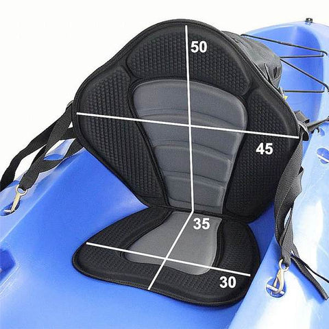 Siège Amovible Ergonomic Luxe Fusion Sit on Top pour PaddleBoard - Kayak