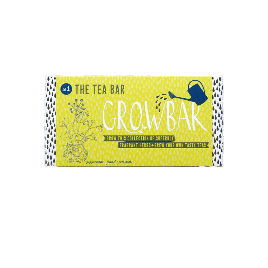 Growbar: Tea Bar