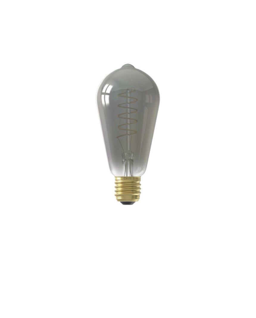 Titanium LED Squirrel Cage Bulb