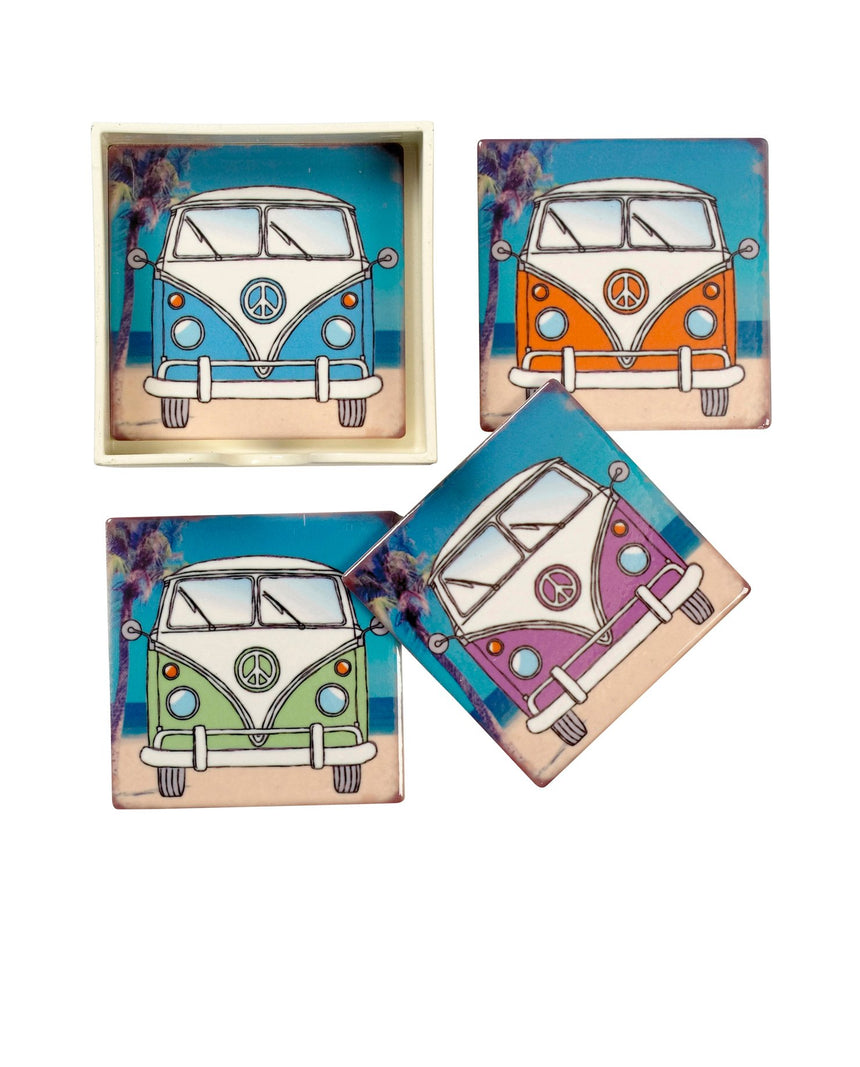 Coaster: Campervan Set by Driftroom