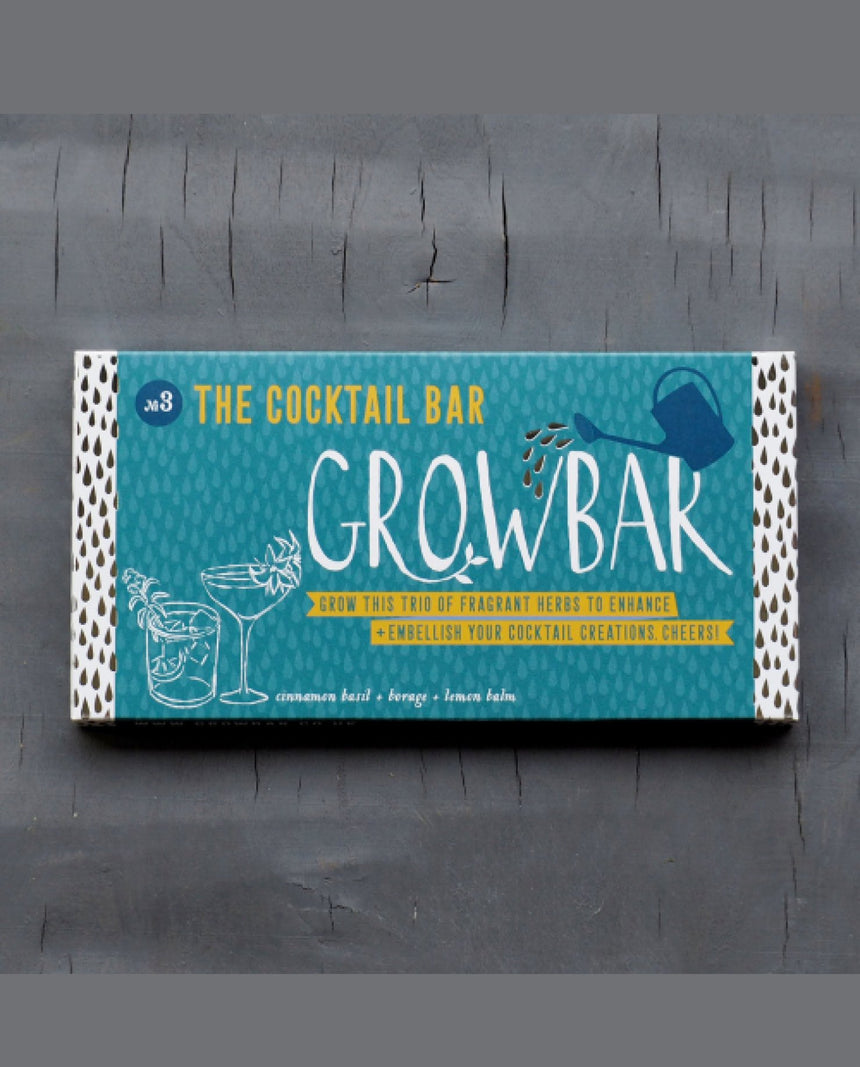 Growbar: Cocktail by Driftroom