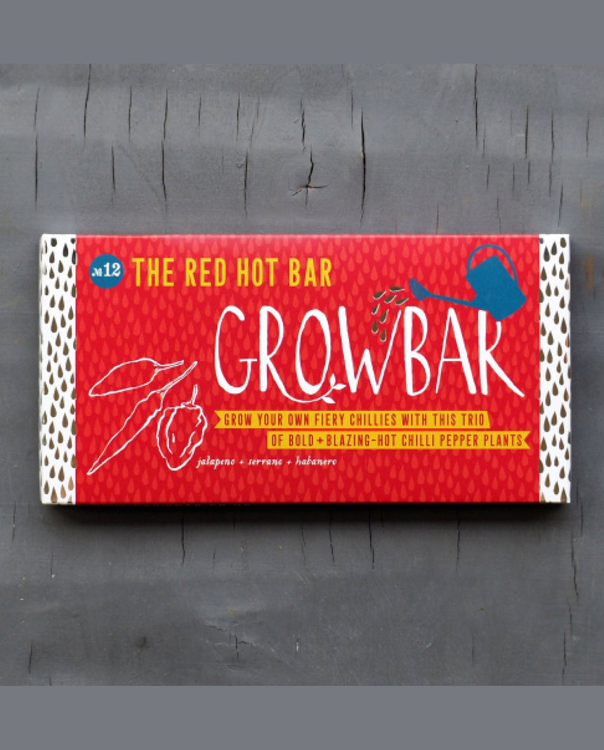 Growbar: The Red Hot Bar by Driftroom