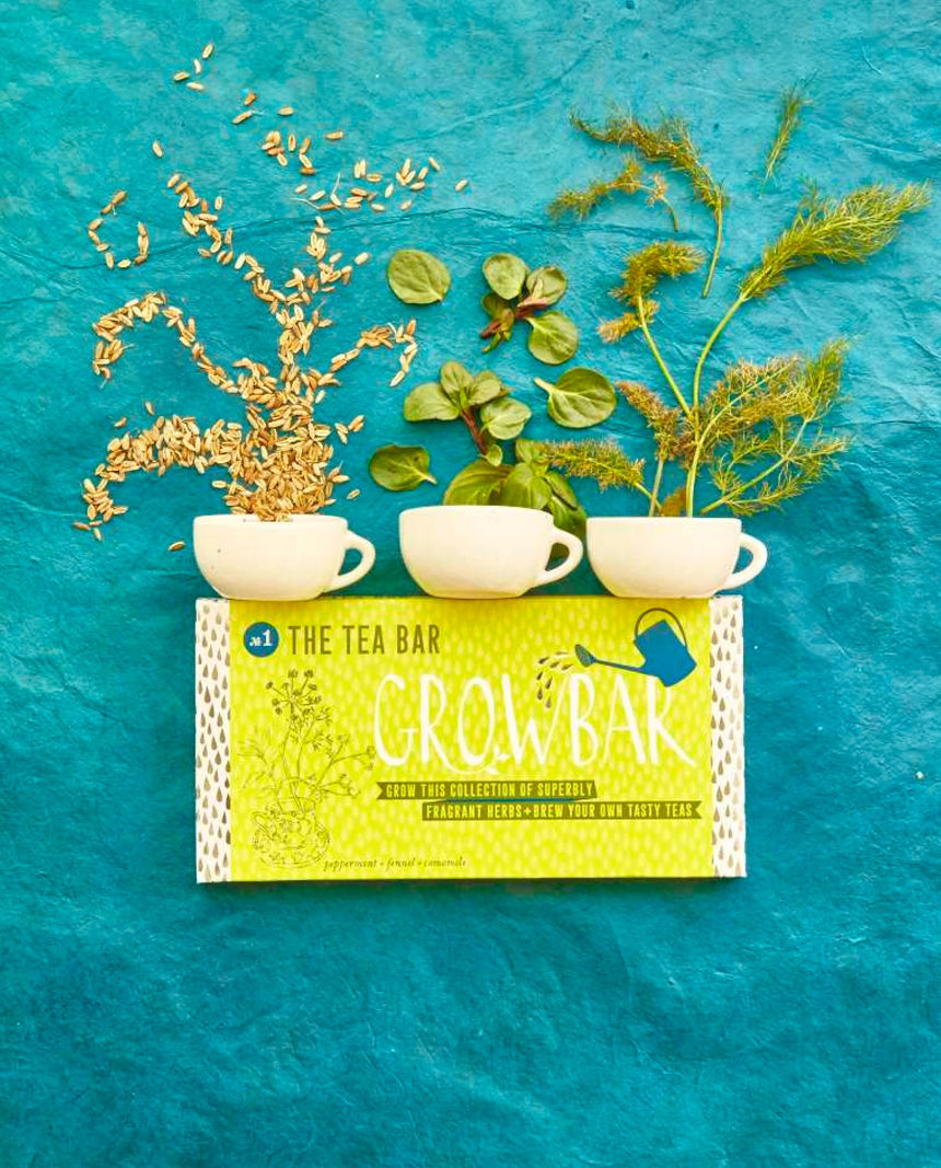 Growbar: Tea Bar by Driftroom
