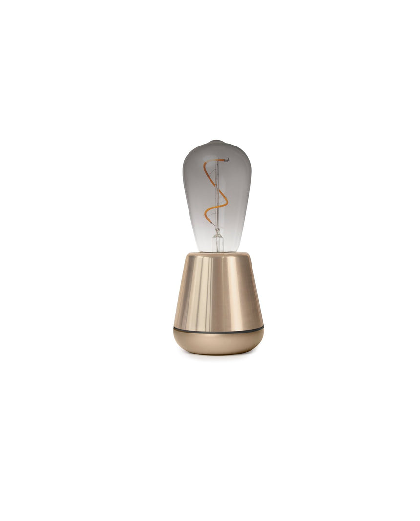 Gold Humble Wireless Lamp