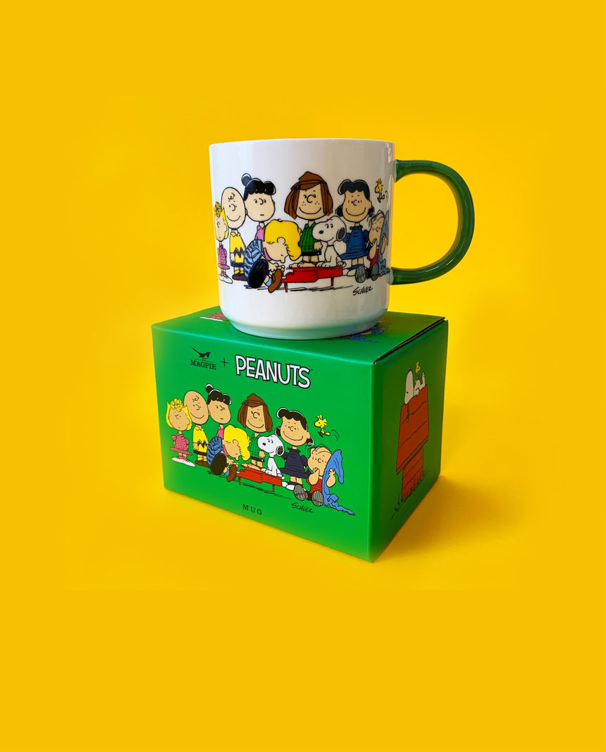 Snoopy Mug - Gang and Home