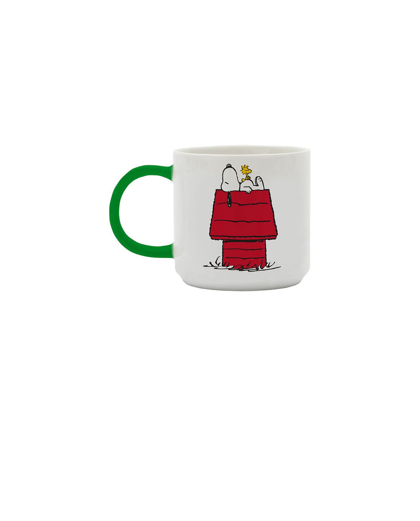 Snoopy Mug - Gang and Home by Driftroom