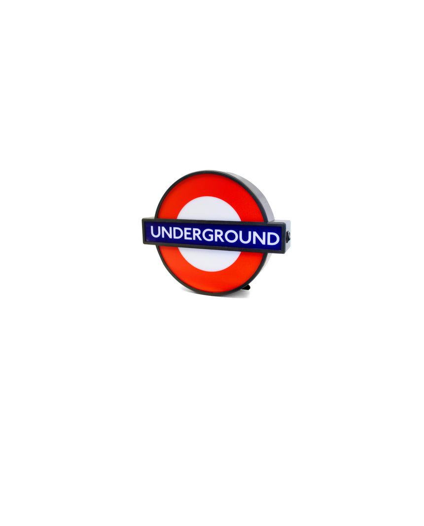 Official Small London Underground Lightbox