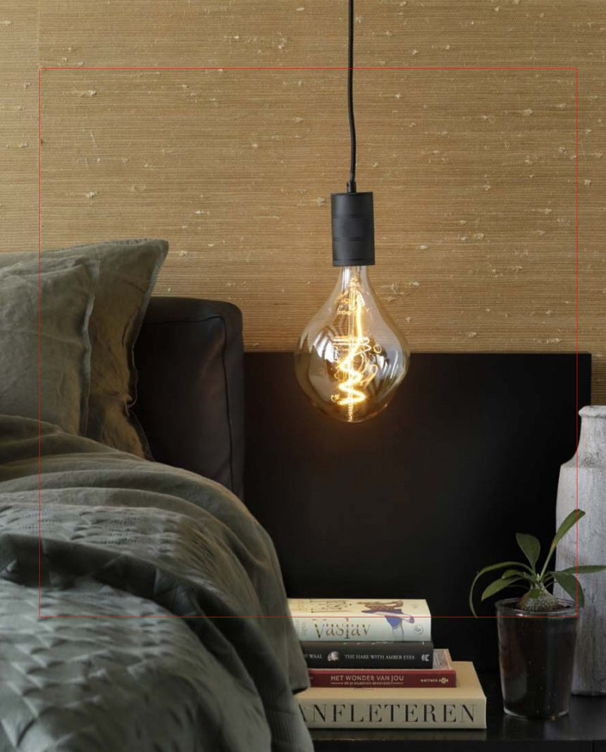 Gold LED XL Organic Bulb