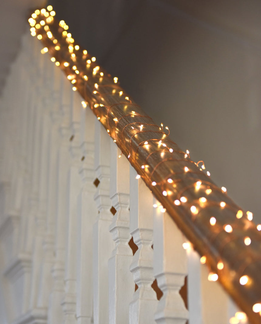 300 LED Copper String Fairy Lights