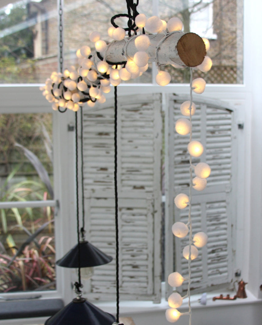 LED Pom Pom Lights