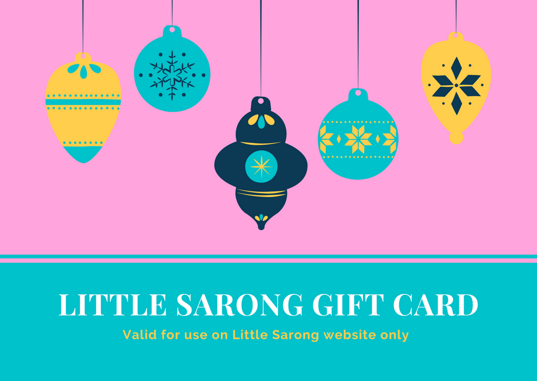 Little Sarong Gift Card