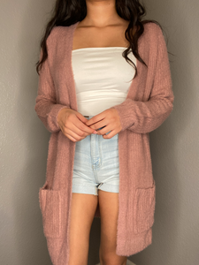 Tickle Me Pink Cardigan