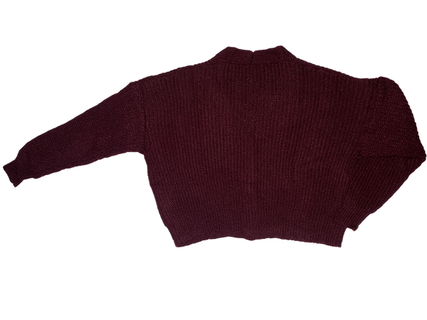 Red Wine Cardigan
