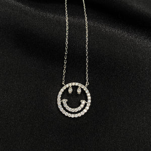 Smiley Necklace