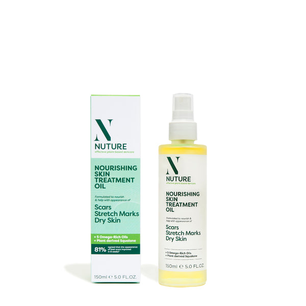 Nourishing Skin Treatment Oil for scars, stretch marks & dry skin