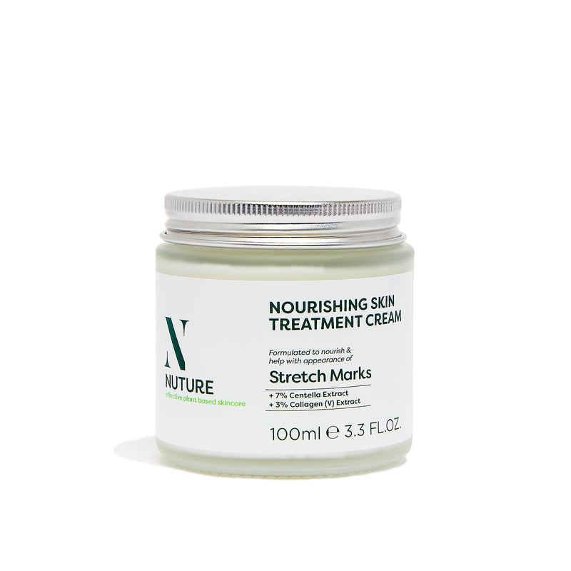 Nourishing Skin Treatment Cream for stretch marks & dry skin
