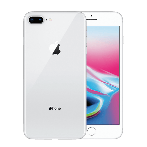 Apple iPhone 8 Plus 256GB Plata Bueno - Vodafone