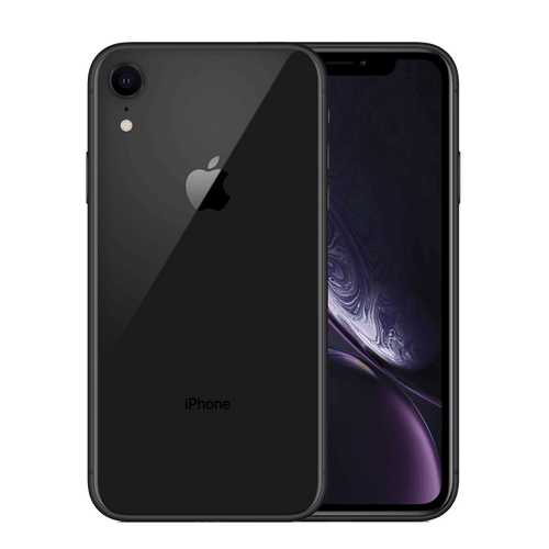 Apple iPhone XR 256GB Negro Muy bueno - Vodafone