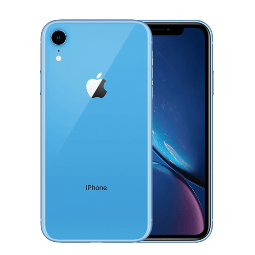Apple iPhone XR 256GB Azul Impecable - Orange