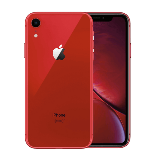 Apple iPhone XR 64GB Product Red Bueno - Orange
