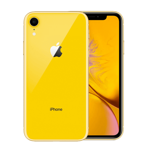 Apple iPhone XR 128GB Amarillo Bueno - Vodafone