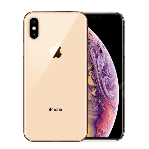 Apple iPhone XS Max 64GB Oro Bueno - Orange