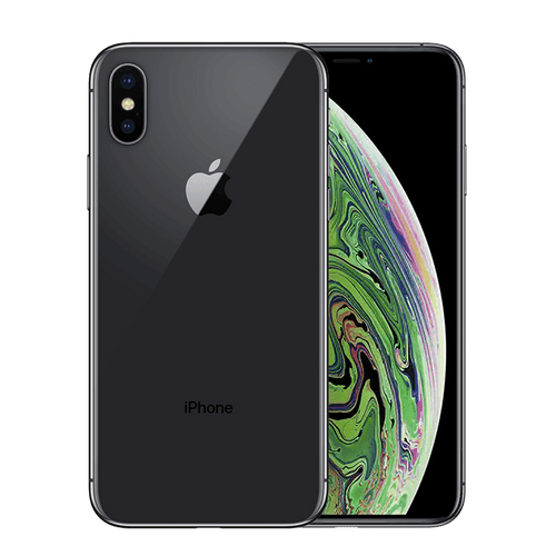 Apple iPhone XS Max 256GB Gris Espacial Bueno - Orange