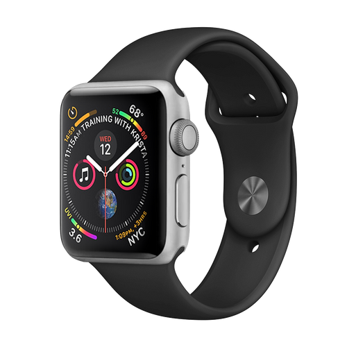 Apple Watch Series 5 Aluminum 44mm Plata Razonable - WiFi