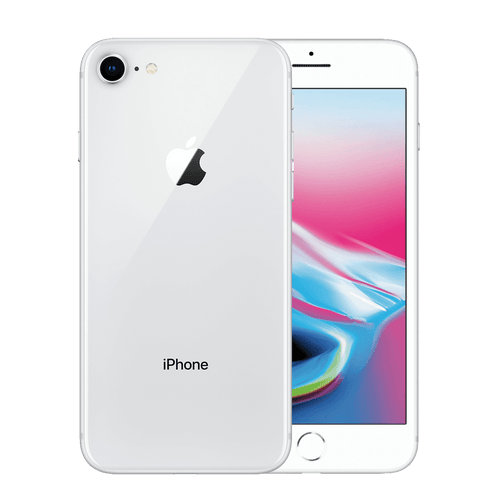 Apple iPhone 8 64GB Plata Impecable - Desbloqueado